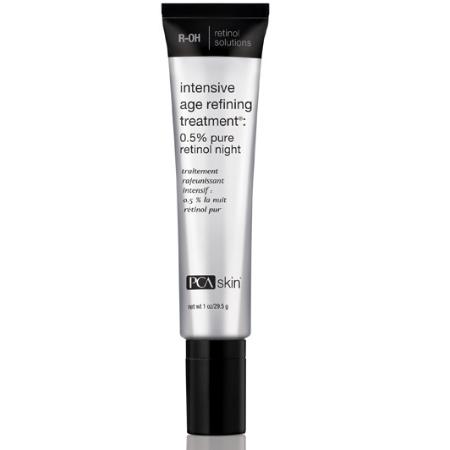 Intensive Age Refining Treat. 0.5% Retinol - intensywnie przebudowujące serum z retinolem PCA SKIN