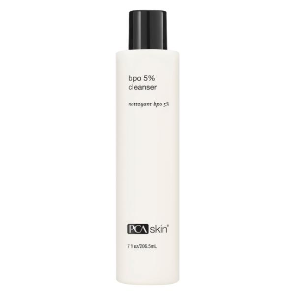 BPO 5% Cleanser - kremowa emulsja oczyszczająca [ 206.5ml ]PCA SKIN