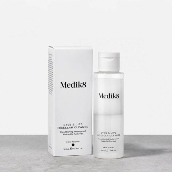 Eyes&Lips Micellar Cleanse - trójfazowy płyn micelarny [100ml] MEDIK8