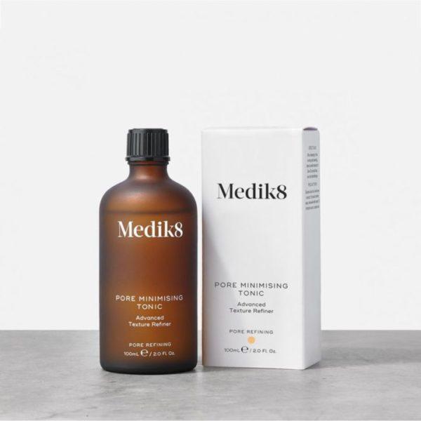 Pore Minimising Toner - Tonik redukujący widoczność porów [100ml] MEDIK8