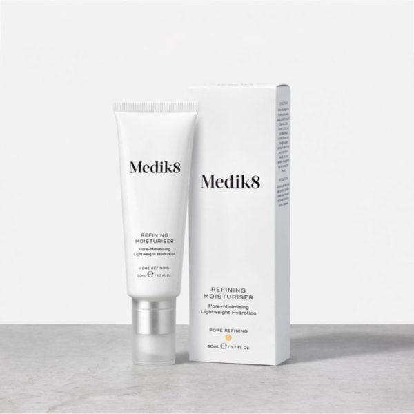Refining Moisturiser [50ml] MEDIK8