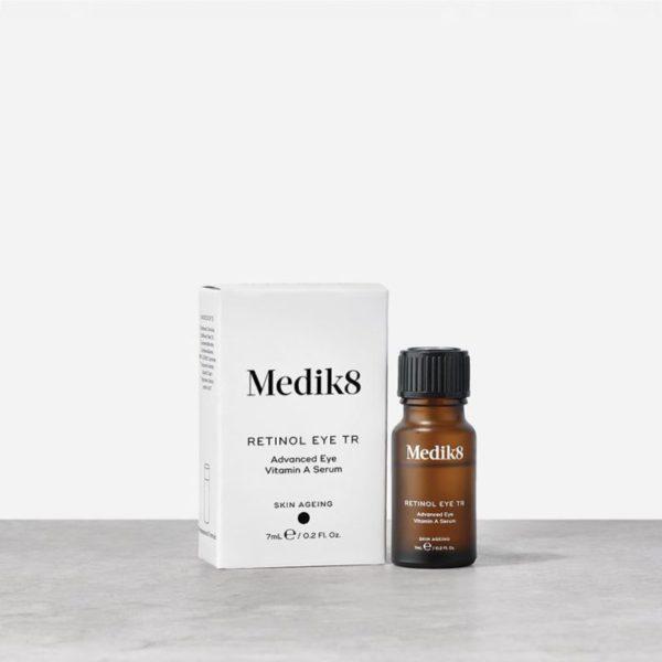 Retinol Eye TR - Zaawansowane serum z witaminą A pod oczy [7ml] MEDIK8