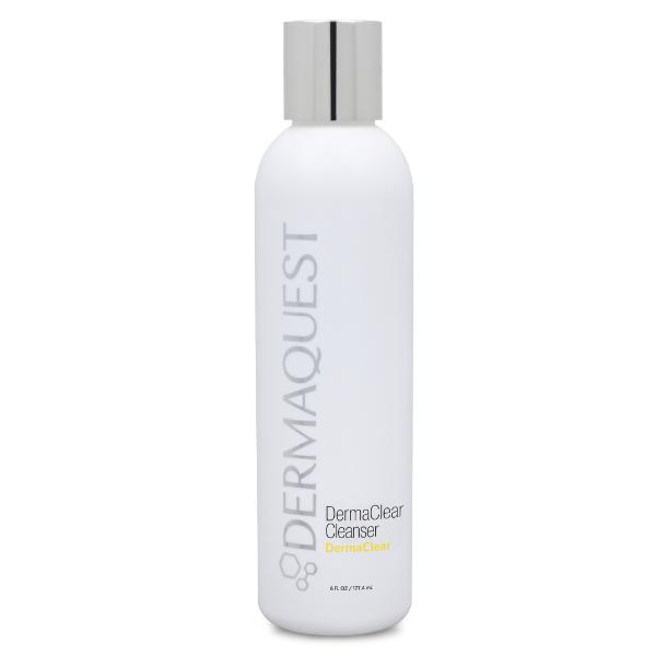 Derma Clear Cleanser - Antybakteryjno - enzymatyczne zel do mycia z kwasem migdalowym [177ml] DERMAQUEST