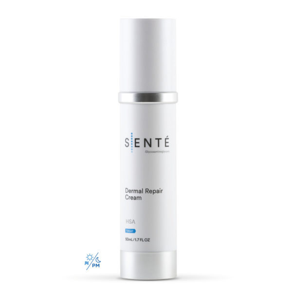 Dermal Repair Cream - Krem regenerujący dla suchej, wrażliwej, starzejącej się skóry [50ml] SENTE