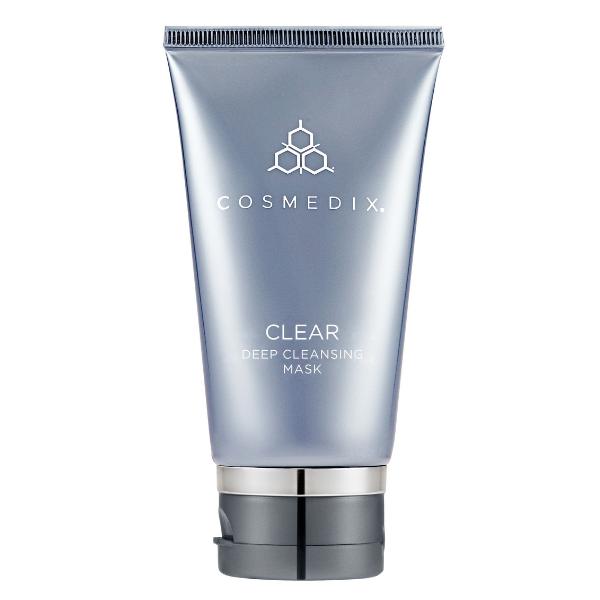 Clear Deep Cleansing Mask - Maska głęboko oczyszczająca [60g] COSMEDIX