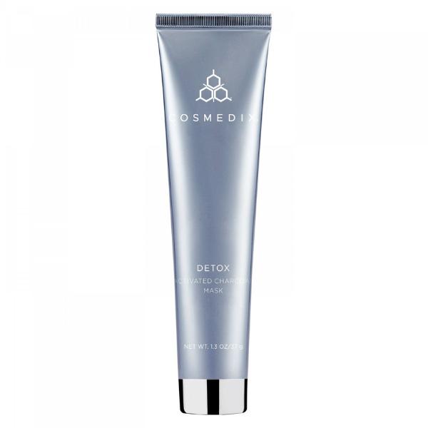 Deox Mini Activated Charcoal Mask - Detoksykująca maska z węglem aktywnym [37g] COSMEDIX