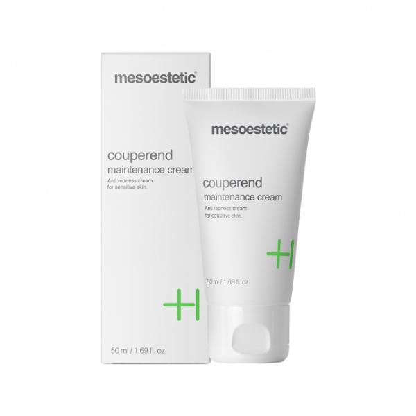 Couperend Maintenance Cream - Krem nawilżający, silnie kojący, do skóry wrażliwej i nadreaktywnej [50ml] MESOESTETIC