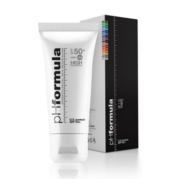 U.V. protect SPF 50+ - Krem z filtrem UVA+UVB [50ml] phFORMULA