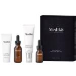 The CSA Kit Retinol Edition For Men - przeciwstarzeniowy zestaw z retinolem dla mężczyzn [50ml+30ml+50ml+15ml] MEDIK8