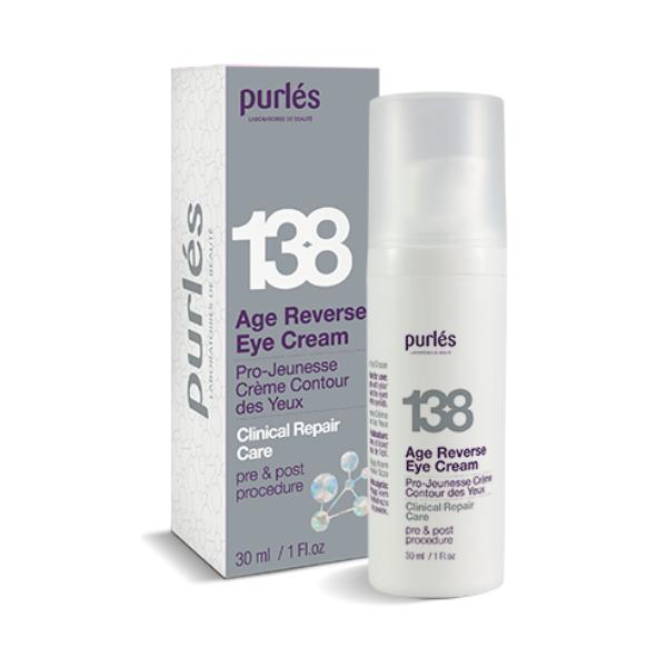 Age Reverse Eye Cream - Odmładzający krem pod oczy [30ml] PURLES