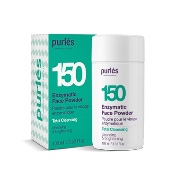 Enzymatic Face Powder - enzymatyczny puder myjący do twarzy [100ml] PURLES