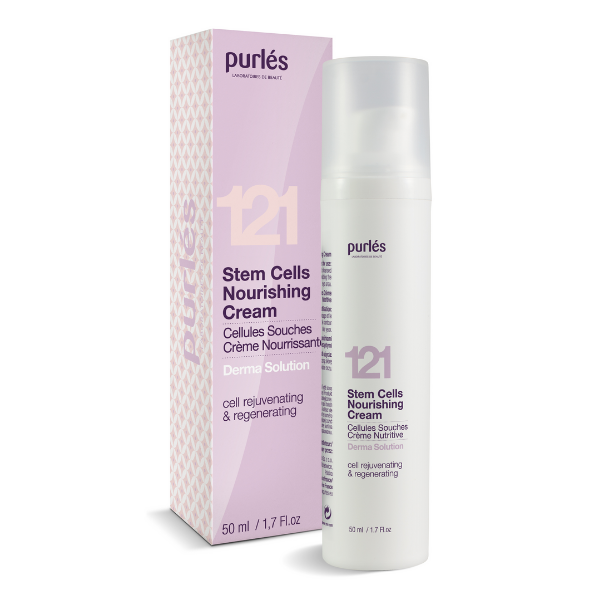 Stem Cells Nourishing Cream - Odżywczy krem z komórkami macierzystymi [50ml] PURLES
