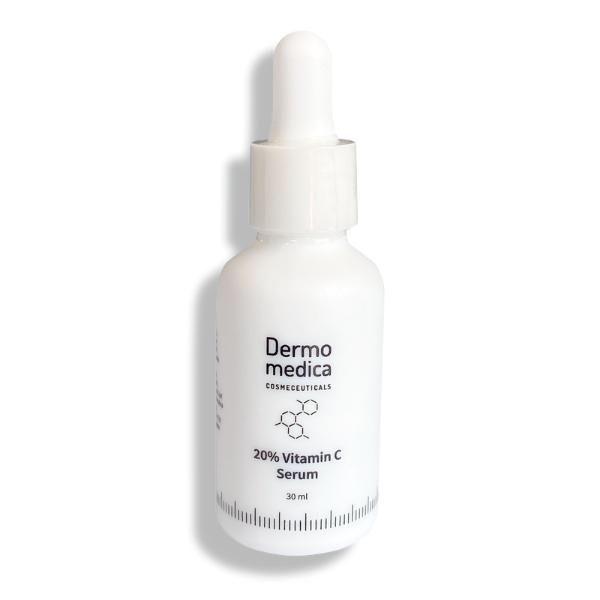 Serum z 20% witaminą C i argireliną [30ml] DERMOMEDICA