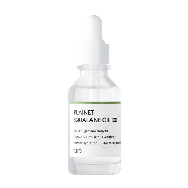 Plainet Squalane Oil 100 - skwalan z trzciny cukrowej [30ml] PURITO