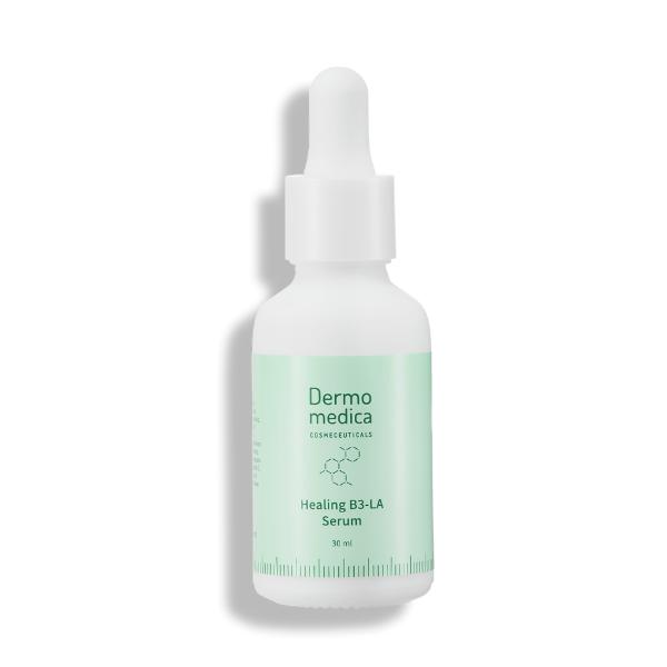 Healing B3 La Serum - Serum z witaminą B3 i kwasem linolenowym [30ml] DERMOMEDICA