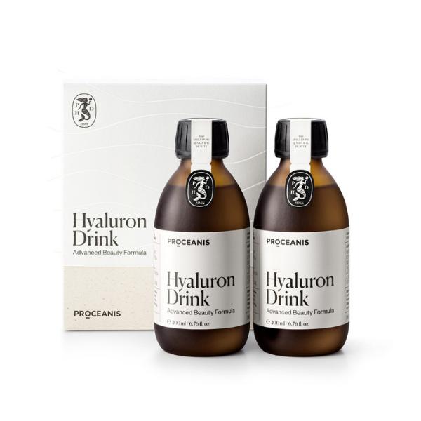 Hyaluron Drink - suplement diety [2x200ml] PROCEANIS