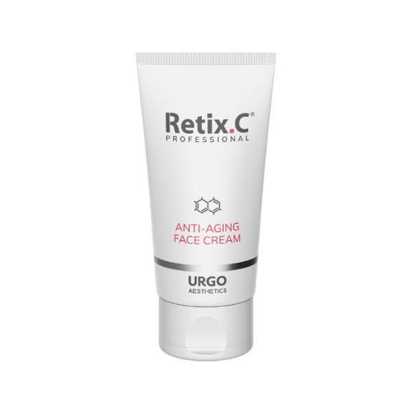 Anti-AGing Face Cream -Krem przeciwzmarszczkowy z retinolem i witaminą C [50ml] RETIX C