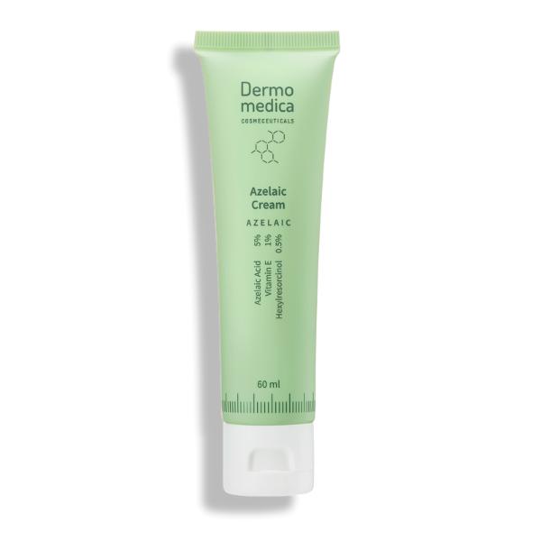 Azelaic Cream - Krem terapeutyczny z kwasem azelainowym [60ml] DERMOMEDICA