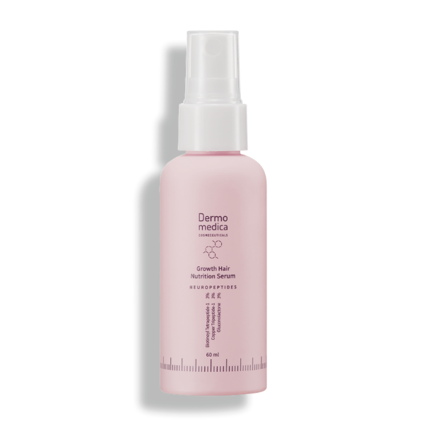 Growth Hair Nutrition Serum - Serum wzmacniające cebulki włosów i pobudzające ich wzrost [60ml] DERMOMEDICA