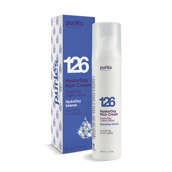 Hyaluroxy Rich Cream - Nawilżający krem do twarzy o bogatej formule [50ml] PURLES
